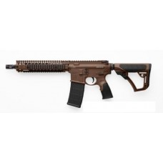 Daniel Defense MK18 Brown Mil Spec +