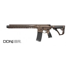 Daniel Defense DDM4 ISR 300 BLK  Milspec +
