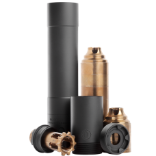 Rugged Suppressors Obsidian 45